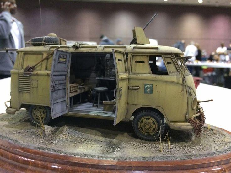 VW Transporter | NNL | By: Russ B