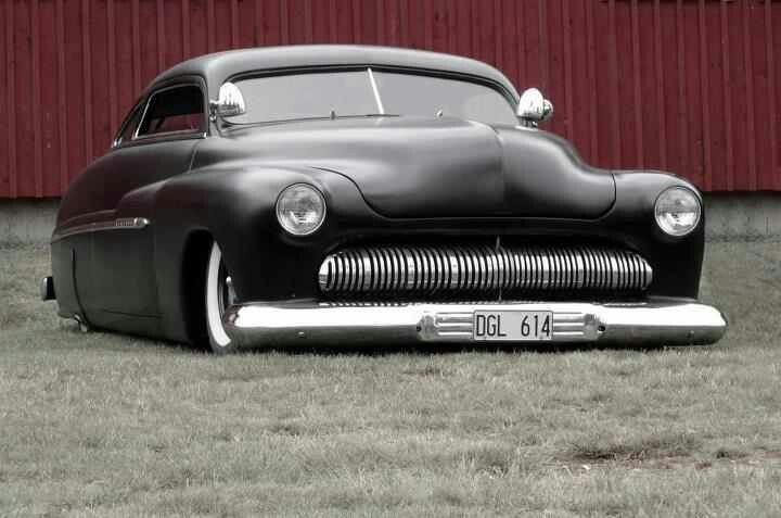 49 Mercury old school cool!