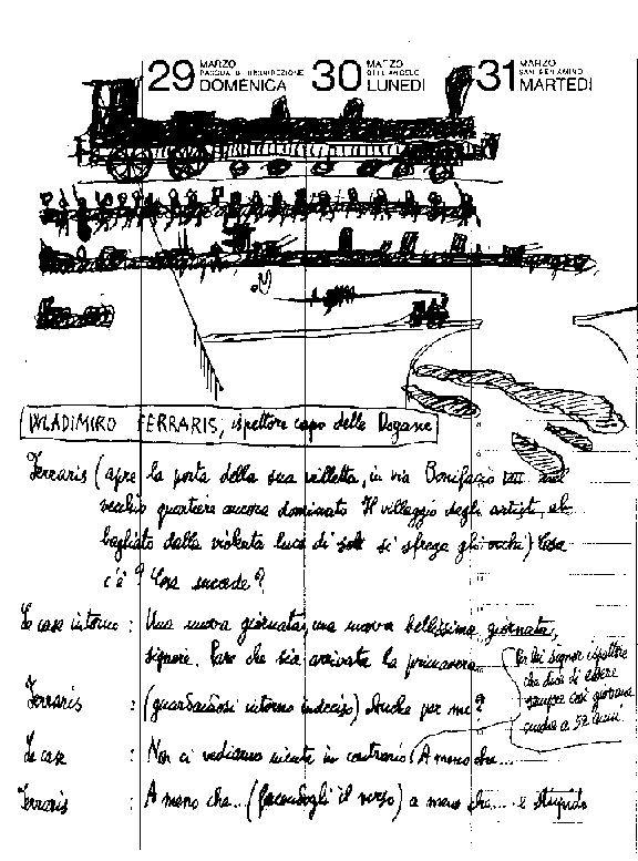 Dino Buzzati : journal (extrait)
