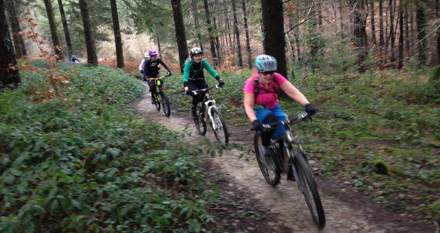 Mountain Biking Tips for Beginners | Total Women's Cycling