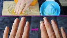 Elle a plongé ses doigts dans cette mixture pendant 2 semaines. Vous ne devinerez jamais ce qui s'est passé !