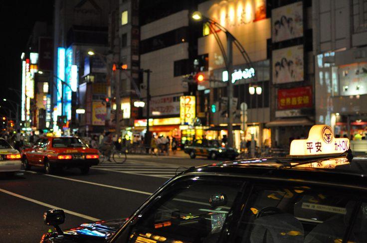 Ueno Tokyo at night [OC] [3216x2136]