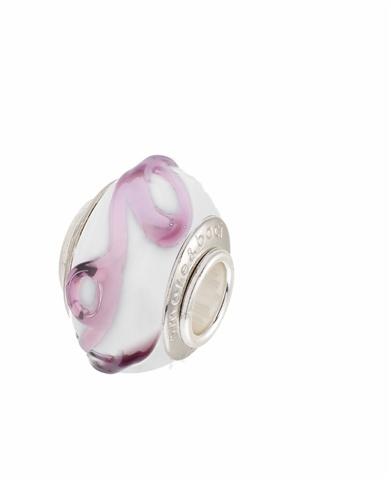 Amore & Baci Murano glass bead