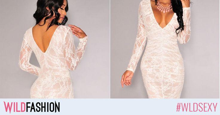 Dantela este cel mai sexy accesoriu pentru silueta ta. Dă like dacă ești de acord, share dacă vrei rochia noastră!