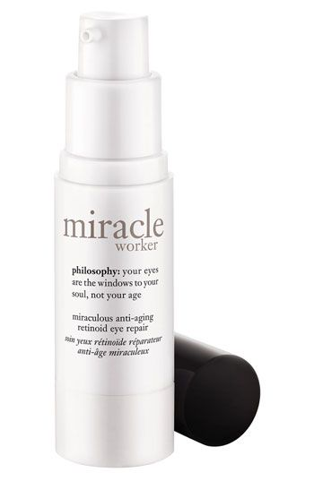 philosophy 'miracle worker' miraculous anti-aging retinoid eye repair available at #Nordstrom, free shipping