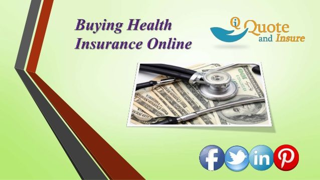 Looking to get online health insurance quotes? Learn how to buy private health insurance that meets your specific needs and requirement. Save, apply and buy today!      http://www.slideshare.net/quoteandinsure/buy-health-insurance-online-speed-up-the-process-of-buying-insurance
