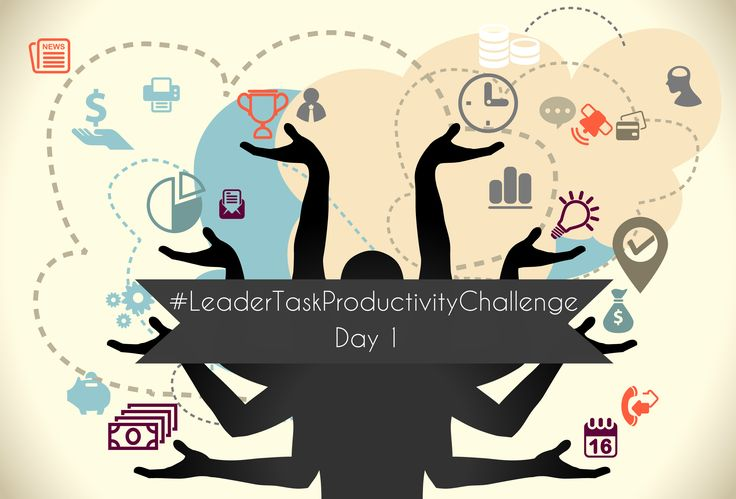 Good morning, Monday!  Today — one of the most difficult days of the week, so it's time to think about your work productivity. And we will help you with it! Right now we begin our new challenge — #LeaderTaskProductivityChallenge.  #Day1. Today we will try to plan the time. Plan your deals in job free time! Try to use by that various technicians of time-management (for example Pomodoro) cuz they surely will help you to competently distribute the tasks for day!