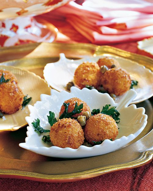 Crab Puffs... oh my, i have been looking for the perfect crab cake recipe forever! Could this be it?!