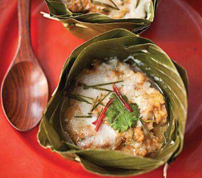 Curry tailandés Fish