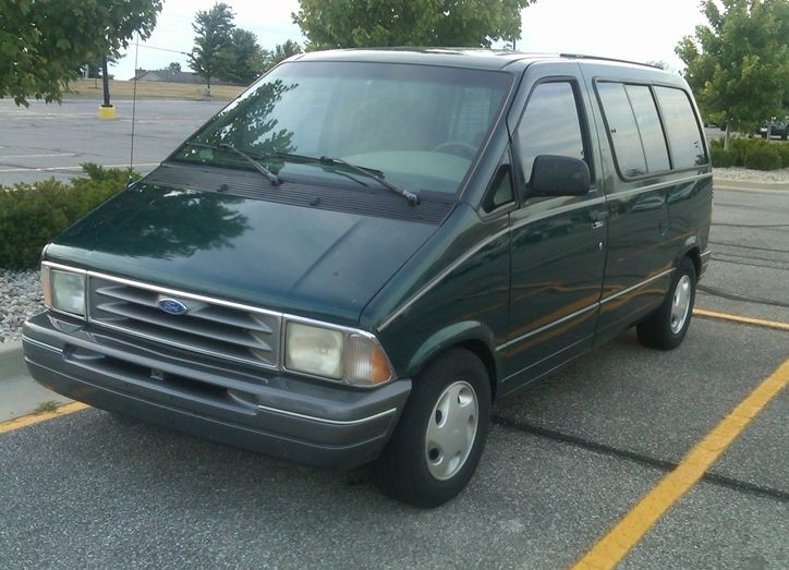 Bought Our Aerostar While Son Was At Fsyo Practice 1995fordaerostar09 Crop Vehicles We Have Owned Pinterest Ford And