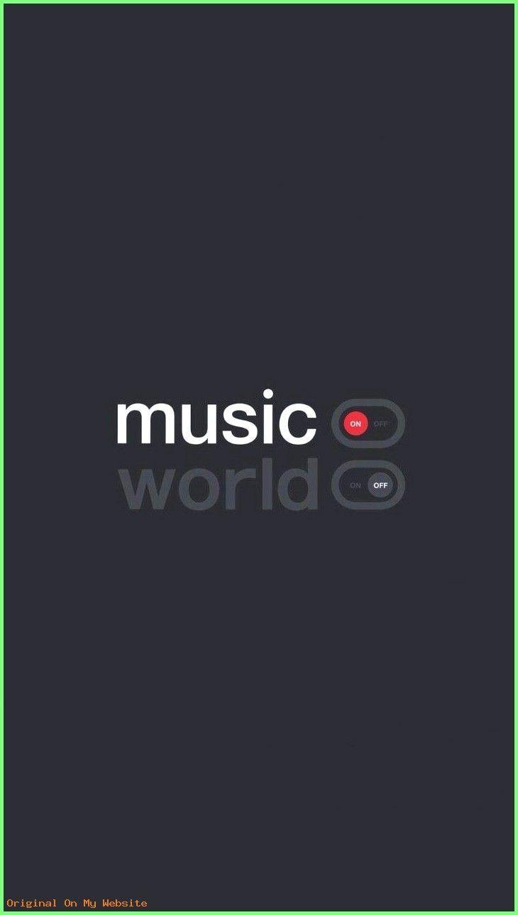 Wallpaper Backgrounds Dark Music Wallpaper Music Wallpaper