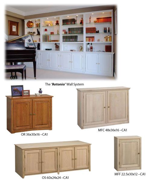 Can be ordered from Buck's Unpainted Furniture: Arthur W. Brown Furniture Company