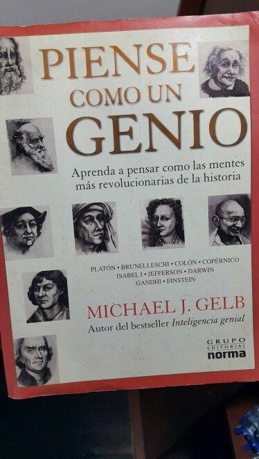 Piense como un genio