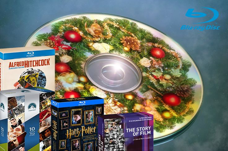 Speciale Natale – Cofanetti film Seconda puntata dello speciale per regali last-minute: ecco una selezione di cofanetti per gli amanti del cinema...