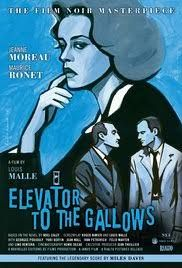 Elevator to the Gallows (Ascenseur pour ;'échafaud) (1958)