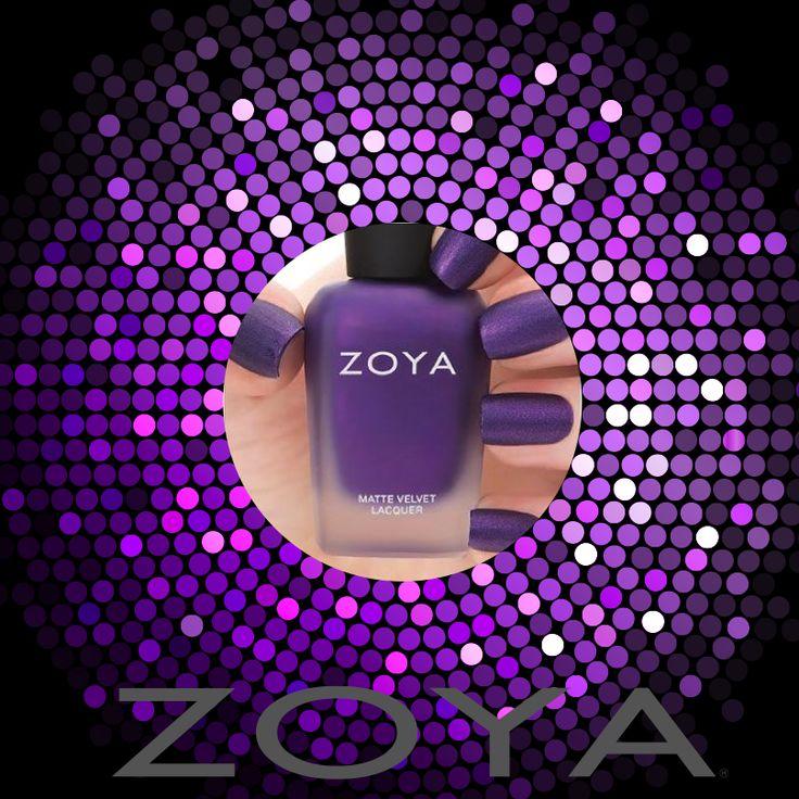 Tırnaklarınız Zoya Matte Velvet Savita ile feminen bir dokunuşu hakediyor!