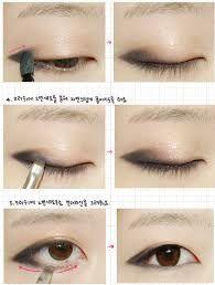 Картинки по запросу корейский макияж