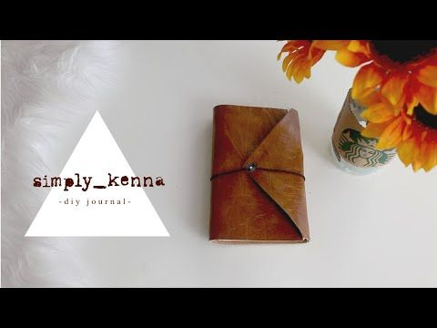 Hey loves, in this video i'll show you how I make my faux leather journal! This DIY is a tad complicated and I'm not the best at explaining things but I hope...