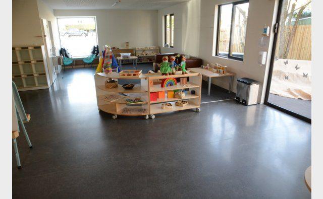 Peter Fell Coloured Concrete | Coloured Concrete & C2 perfect for the toughest environment: childcare centres!