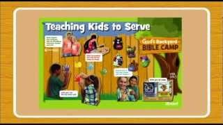 God's Backyard Bible Camp Promo Video - YouTube