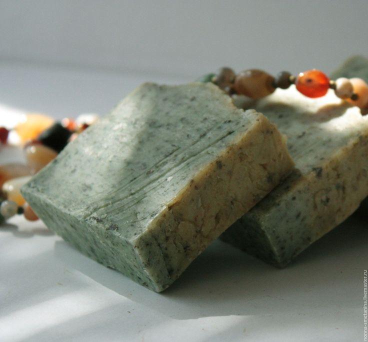 "Buy Soap natural ""Mermaid"", scrub - soap, soap scrub, handmade soap, soap natural"
