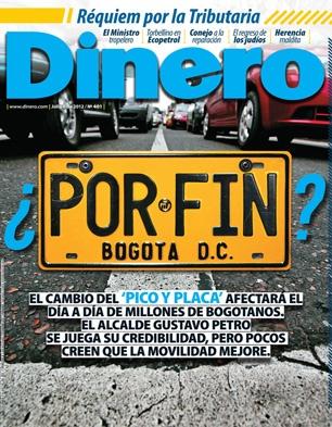 Vea en nuestra edición 401 un completo análisis sobre los más recientes cambios de Bogotá, en materia de movilidad. http://bit.ly/NpyfsI