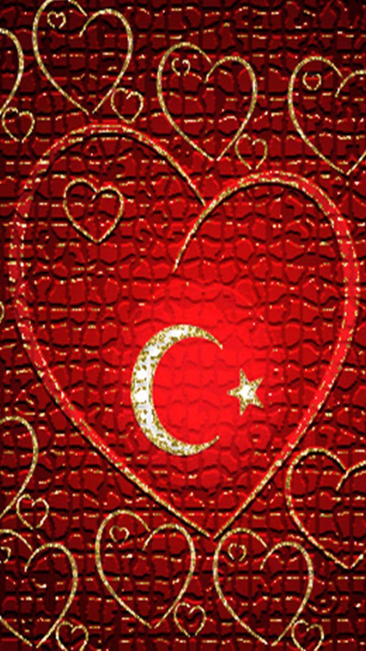 Kalpli Türk Bayrağı Resimleri   Türk Bayrağı Resimleri ...