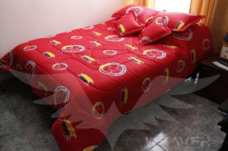 Selección Colombia - Roja