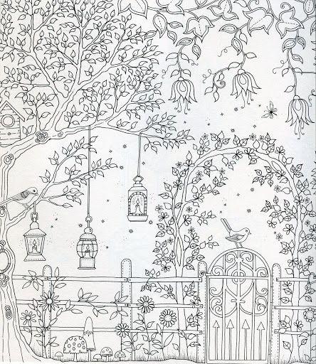 Secret Garden Mama Mia Picasa Webalben Cute Coloring Book Pinterest Adult Coloring