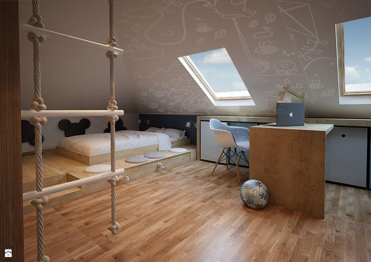 Pokój dziecka styl Nowoczesny - zdjęcie od COI Pracownia Architektury Wnętrz - Pokój dziecka - Styl Nowoczesny - COI Pracownia Architektury Wnętrz