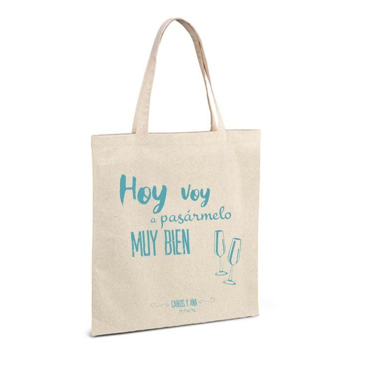 #BolsasdeAlgodón personalizables http://www.coarte.net/302-bolsas-algodon-bodas