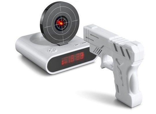 Flash Post: Straight Shooter