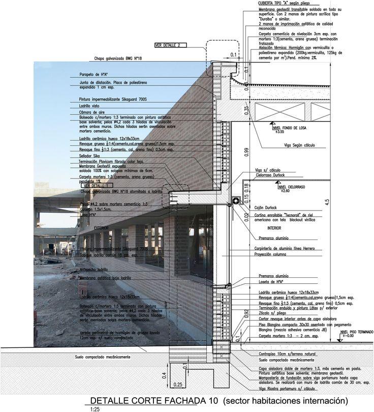 Galería - Hospital Municipal Villa el Libertador Príncipe de Asturias / Dutari Viale arquitectos - 281