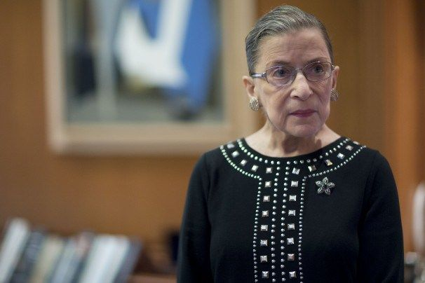 DAYS OF LOT: GINSBURG WILL BE FIRST JUSTICE TO OFFICIATE SAME-SEX WEDDING