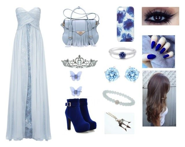 """""""Blue me through the ocean"""" by twinfreak101 on Polyvore featuring Ariella, Jigsaw, BERRICLE, Swarovski, Wallis, Once Upon a Time, Ella Rabener, Kate Marie and Monsoon"""
