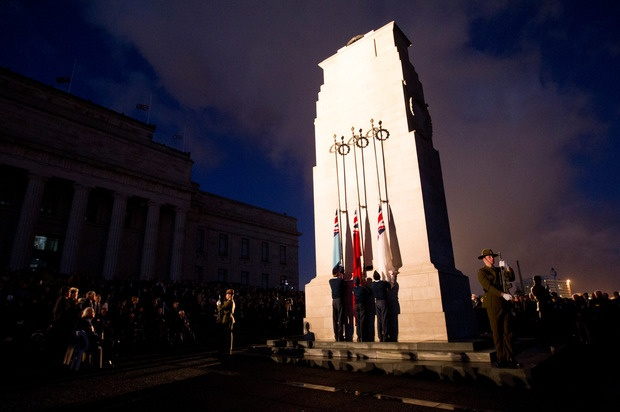 anzac day memorial video