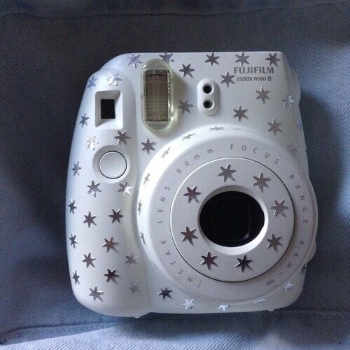 if i ever got a polaroid i would so do this but like i like my nice digital camera bc film is expensive man