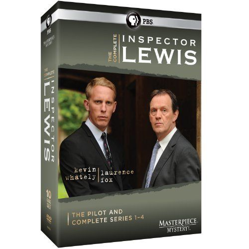 Masterpiece Mystery: Complete Inspector Lewis DVD ~ Kevin Whately, http://www.amazon.com  I love this series! :)