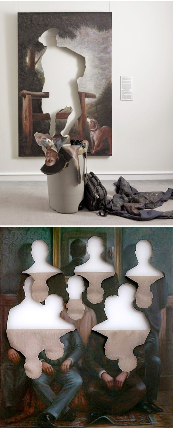 titus kaphar (paintings/installation)