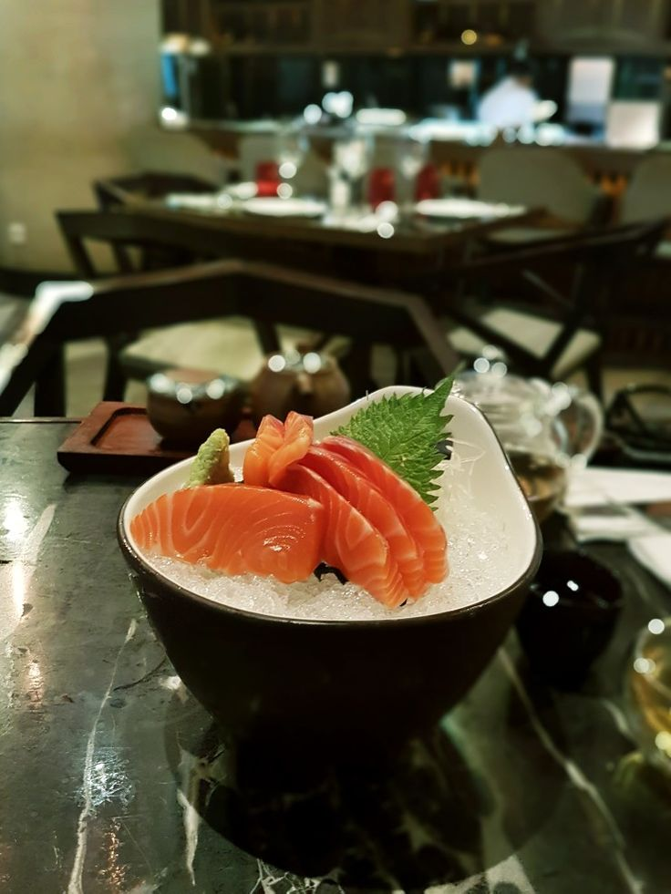 """Sake Sashimi"", Senju, Jakarta"