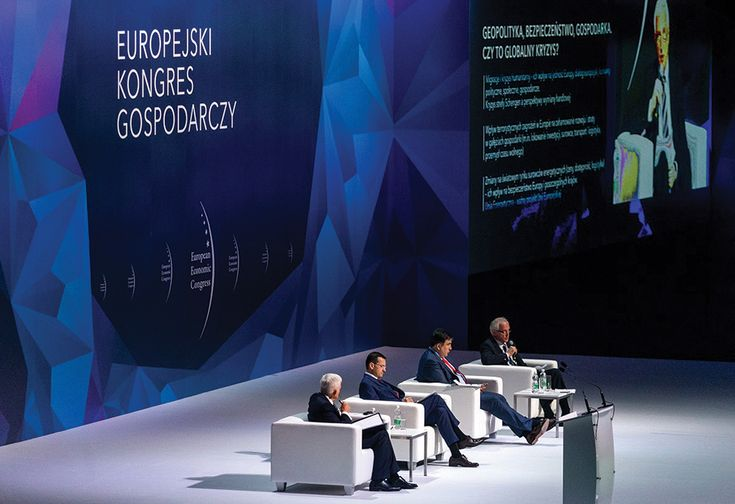 120 debat podczas Europejskiego Kongresu Gospodarczego