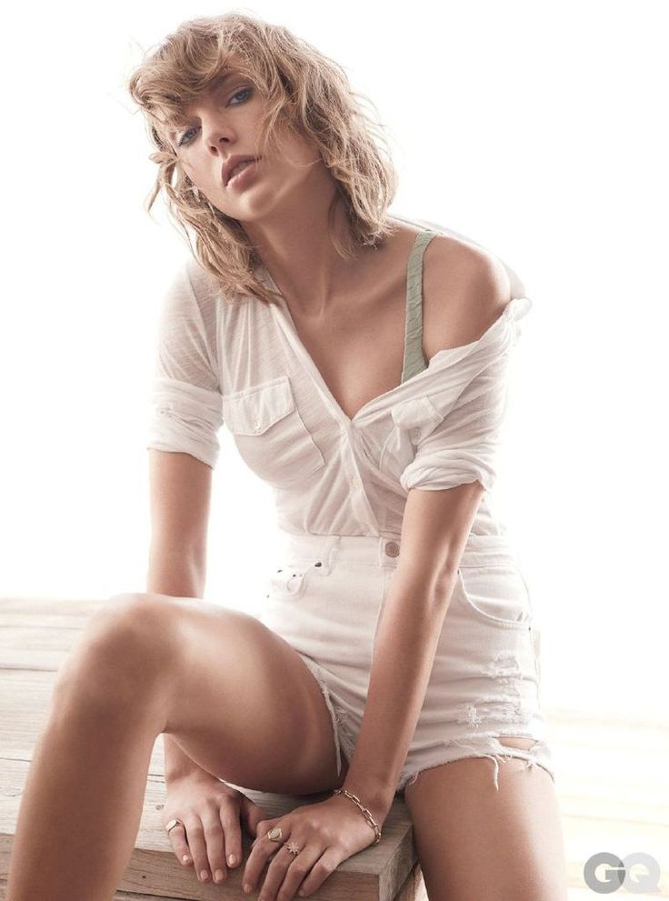 Taylor Swift - GQ Magazine Photoshoot, November 2015 : Global Celebrtities (F) FunFunky.com