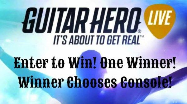 Did you play Guitar Hero before? Guitar Hero Live is a bit different. The music is harder and the guitar is newer. Check it out, it's a blast!