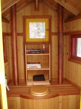 17 Best Outhouse Ideas On Pinterest Outhouse Decor