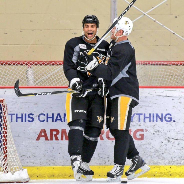 #RyanReaves #PatricHornqvist #PittsburghPenguins #NHL #Pens #Horny #2017StanleyCupChampions #Twitter
