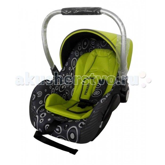 Автокресло BabyHit Primary  Автокресло BabyHit Primary  Предназначено для детей от рождения до 1 года (максимальный вес ребенка не должен превышать 13 кг). Установка автокресла в машине осуществляется только против хода движения автомобиля! Фиксация автокресла осуществляется штатными ремнями безопасности.  Для безопасных путешествий крохи надежно фиксируйте его в автокресле ремнями безопасности, а для самых маленьких пассажиров используйте мягкий вкладыш.   Система ремней безопасности Мягкий…