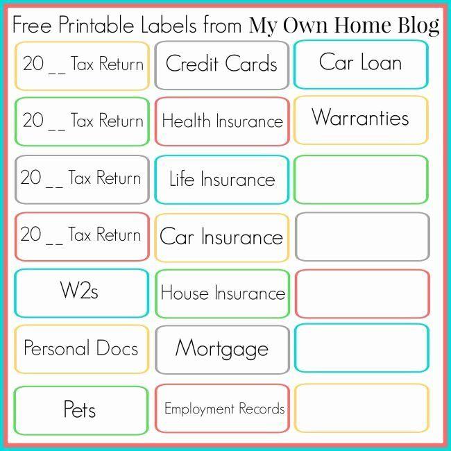 Free Printable File Folder Labels Lovely 11 Best Filing Filing Filing Organizing The Paper File Folder Labels Folder Labels Labels Printables Free