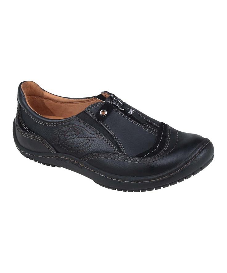 Kalso Earth Shoes Black Intone Shoe