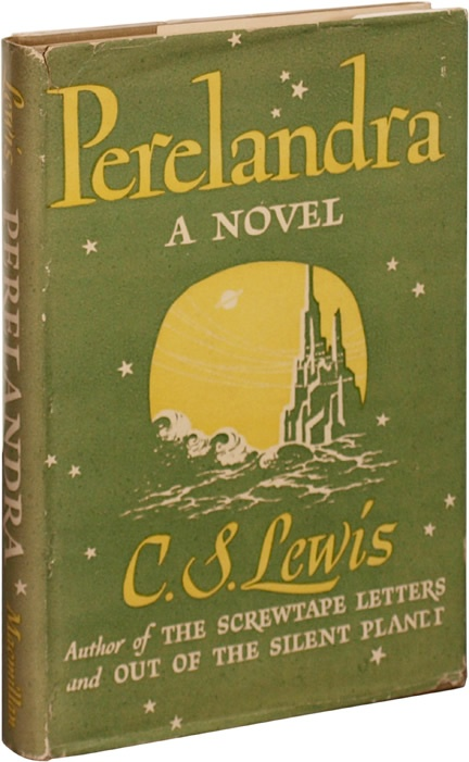 Lewis' second in the Cosmic Trilogy, sometimes called the Space, or Ransom, Trilogy