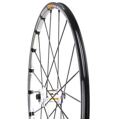 "Mavic CrossMax SLR 29"" 15mm Front Wheel Wht/Blk"